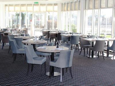 restaurant - hotel radisson blu dortmund - dortmund, germany