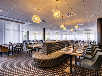 restaurant 1 - hotel radisson blu dortmund - dortmund, germany