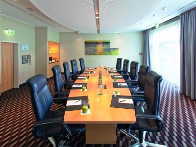 conference room 1 - hotel radisson blu dortmund - dortmund, germany
