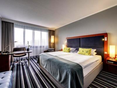 bedroom - hotel radisson blu dortmund - dortmund, germany