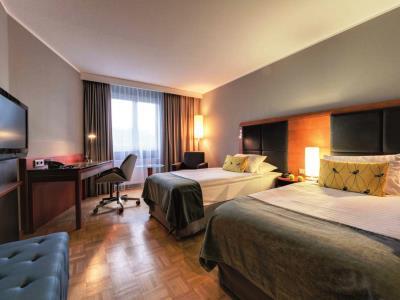 bedroom 3 - hotel radisson blu dortmund - dortmund, germany