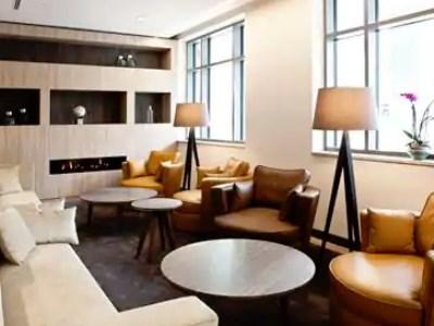 lobby 1 - hotel hampton by hilton dortmund phoenix see - dortmund, germany