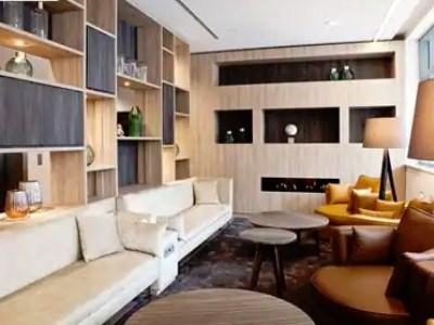 lobby 2 - hotel hampton by hilton dortmund phoenix see - dortmund, germany