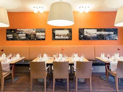 restaurant - hotel mercure hotel duisburg city - duisburg, germany