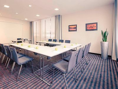 conference room - hotel mercure hotel duisburg city - duisburg, germany