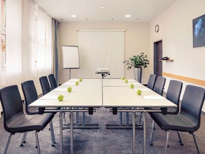 conference room 1 - hotel mercure hotel duisburg city - duisburg, germany