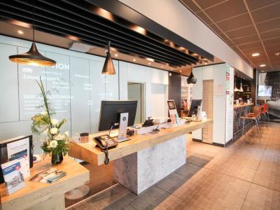lobby - hotel ibis duesseldorf city - dusseldorf, germany