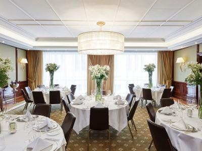 conference room - hotel breidenbacher hof - dusseldorf, germany