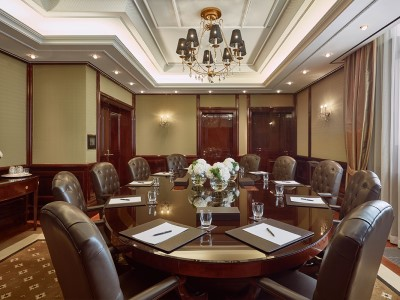 conference room 1 - hotel breidenbacher hof - dusseldorf, germany