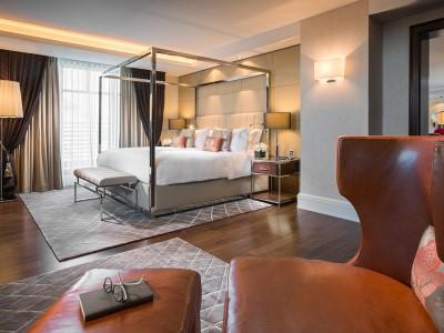 suite 3 - hotel breidenbacher hof - dusseldorf, germany