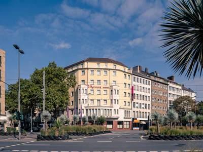exterior view - hotel mercure duesseldorf city center - dusseldorf, germany