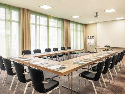 conference room - hotel mercure duesseldorf city center - dusseldorf, germany