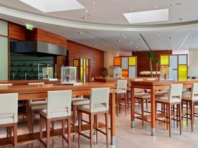 restaurant - hotel hilton dusseldorf - dusseldorf, germany