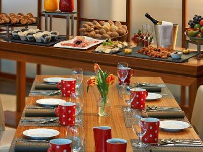 restaurant 1 - hotel hilton dusseldorf - dusseldorf, germany