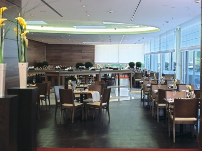 restaurant 2 - hotel hilton dusseldorf - dusseldorf, germany