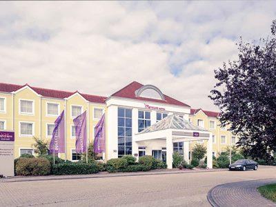 exterior view - hotel mercure duesseldorf ratingen - dusseldorf, germany