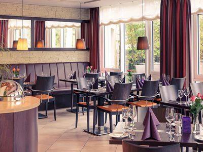 restaurant - hotel mercure duesseldorf ratingen - dusseldorf, germany
