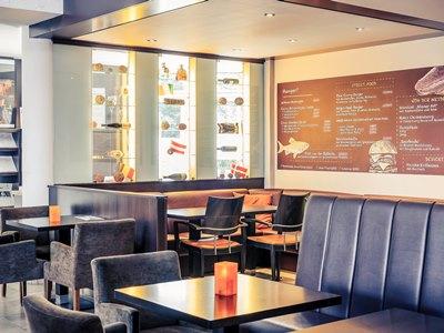 bar - hotel mercure duesseldorf ratingen - dusseldorf, germany