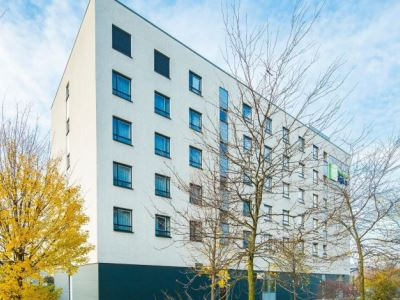 exterior view - hotel holiday inn express city-north - dusseldorf, germany