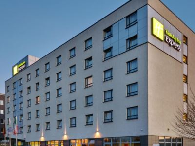 exterior view 1 - hotel holiday inn express city-north - dusseldorf, germany