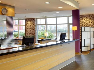lobby - hotel holiday inn express city-north - dusseldorf, germany