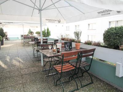 restaurant - hotel ibis dusseldorf hauptbahnhof - dusseldorf, germany