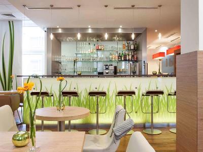 bar 3 - hotel ibis dusseldorf hauptbahnhof - dusseldorf, germany