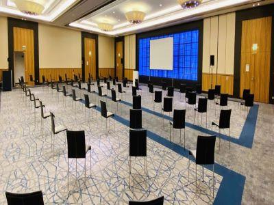 conference room - hotel intercontinental duesseldorf - dusseldorf, germany