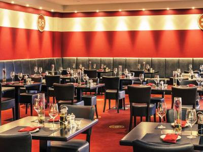 restaurant - hotel dusseldorf seestern - dusseldorf, germany
