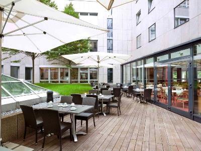 restaurant 2 - hotel dusseldorf seestern - dusseldorf, germany