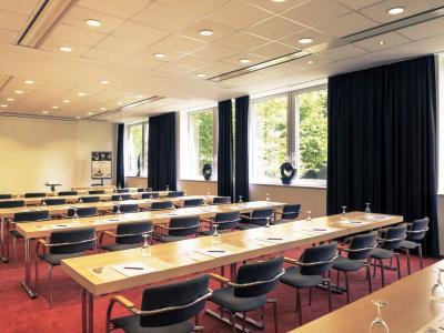 conference room - hotel dusseldorf seestern - dusseldorf, germany