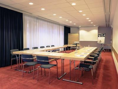 conference room 1 - hotel dusseldorf seestern - dusseldorf, germany