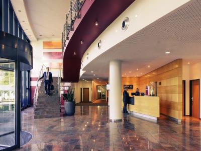 lobby - hotel dusseldorf seestern - dusseldorf, germany