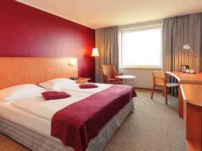 bedroom 3 - hotel dusseldorf seestern - dusseldorf, germany