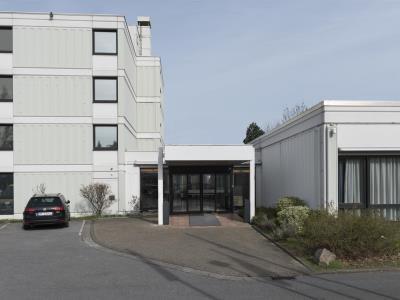 exterior view - hotel mercure duesseldorf sued - dusseldorf, germany