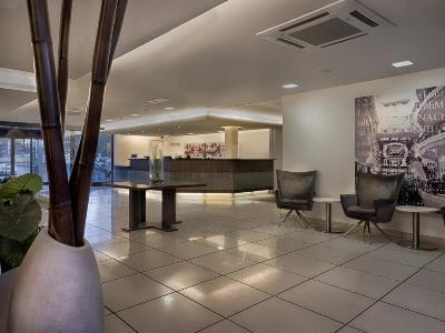 lobby - hotel mercure duesseldorf sued - dusseldorf, germany