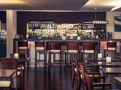 bar - hotel mercure duesseldorf sued - dusseldorf, germany