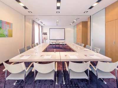 conference room - hotel mercure city nord - dusseldorf, germany