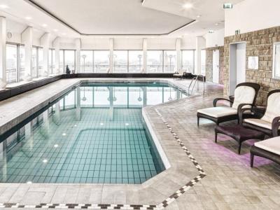 indoor pool - hotel nikko dusseldorf - dusseldorf, germany