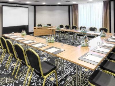 conference room - hotel nikko dusseldorf - dusseldorf, germany