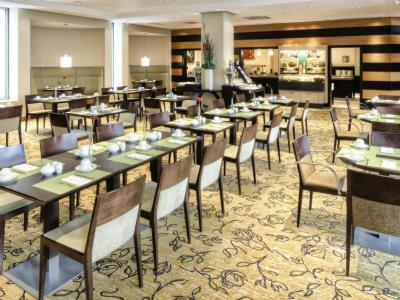 restaurant - hotel nikko dusseldorf - dusseldorf, germany