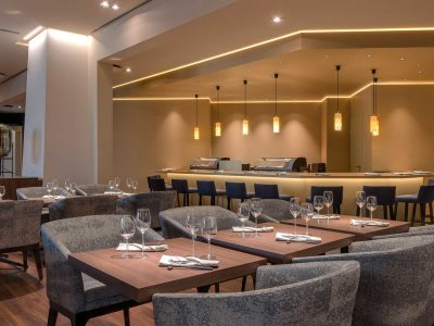restaurant 1 - hotel nikko dusseldorf - dusseldorf, germany