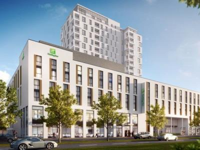 Holiday Inn Dusseldorf Toulouser Allee