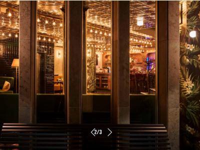 bar 1 - hotel max brown midtown - dusseldorf, germany