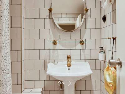 bathroom 1 - hotel max brown midtown - dusseldorf, germany