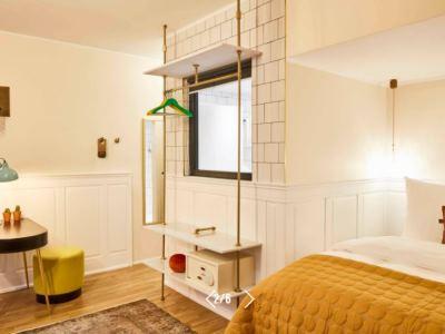 bedroom 2 - hotel max brown midtown - dusseldorf, germany