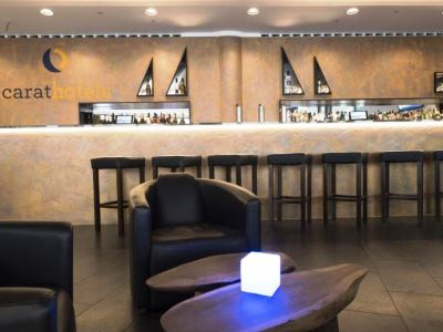 bar - hotel carathotel dusseldorf city - dusseldorf, germany