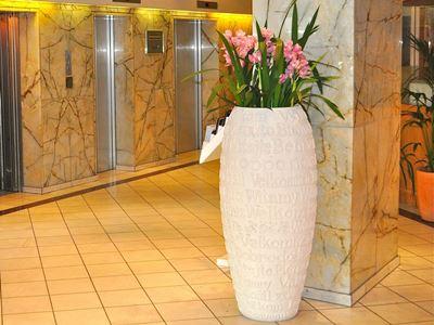 lobby - hotel savoy frankfurt - frankfurt, germany