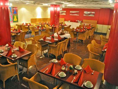 restaurant - hotel savoy frankfurt - frankfurt, germany