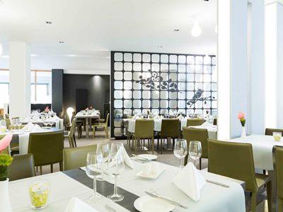 restaurant - hotel novotel frankfurt city - frankfurt, germany
